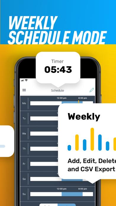 Intermittent Fasting - MyFast Screenshot
