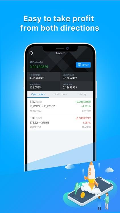 Bexplus- Crypto Margin Trading