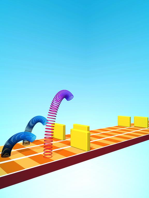 Spring Sprint 3D screenshot 16