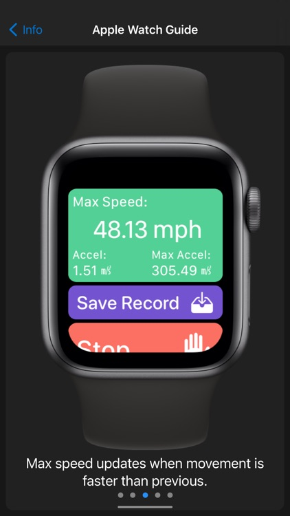 Sports Speedometer for Watch screenshot-6