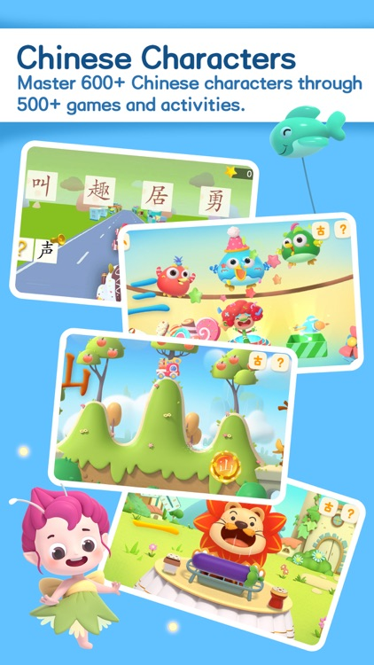 GoPlay Chinese - Kids Games