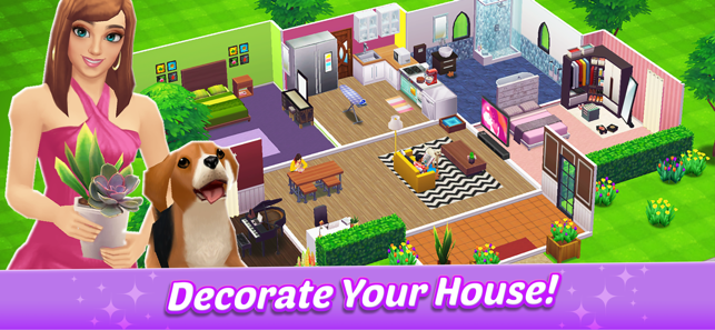 Home Street Dream House Sim On The App Store