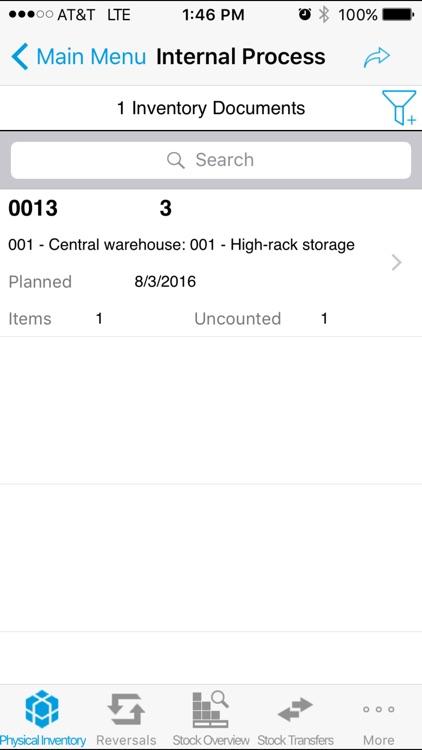 SAP Inventory Manager screenshot-4
