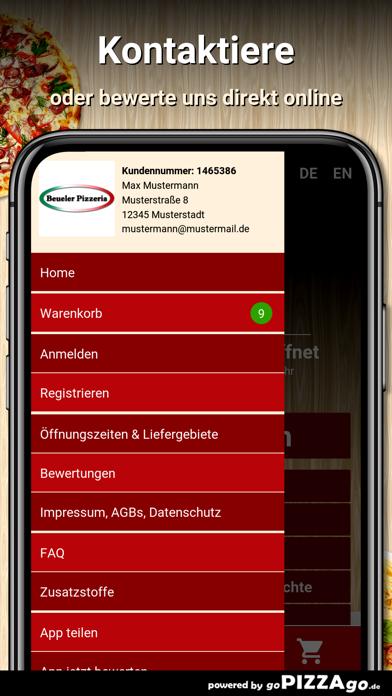 Beueler Pizzeria Bonn screenshot 3