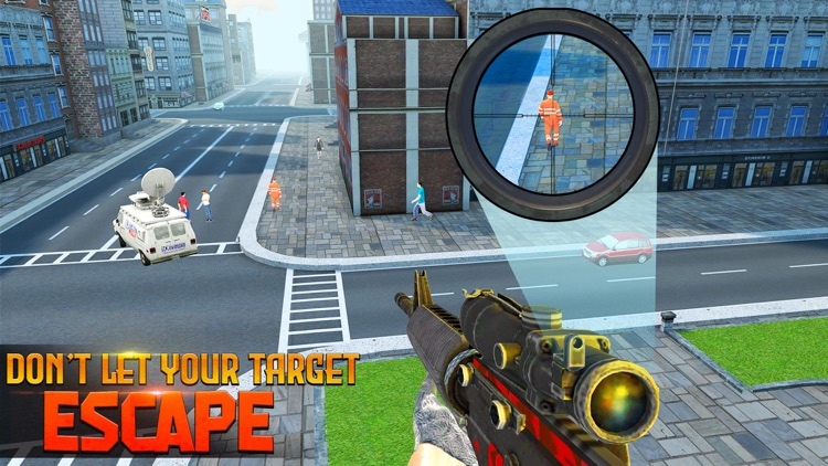 Modern Sniper Shooter 3d