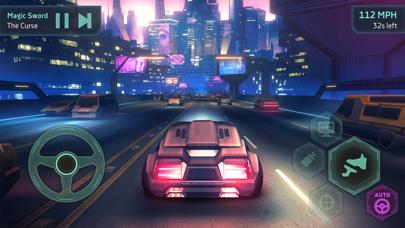 Cyberika: Action Adventure RPG Screenshot on iOS