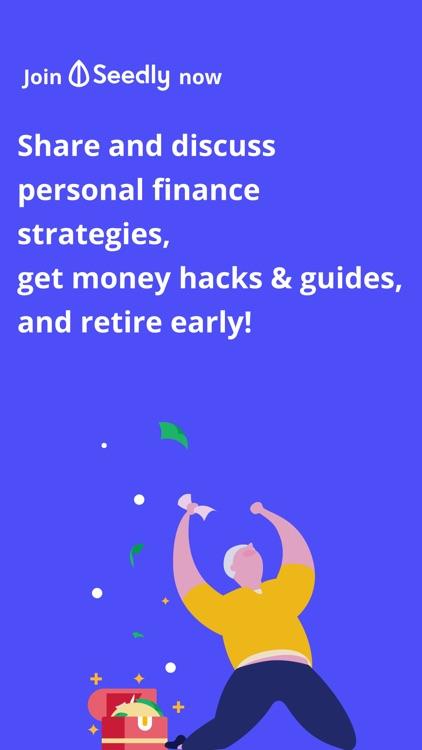 Seedly: Personal Finance App screenshot-5
