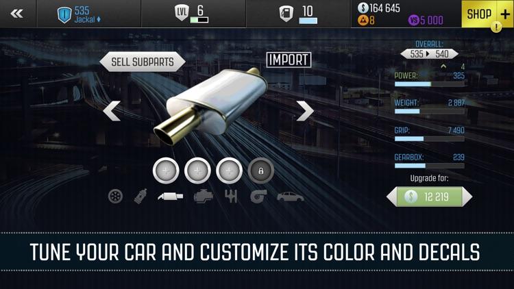 Top Speed: Drag & Fast Racing screenshot-6