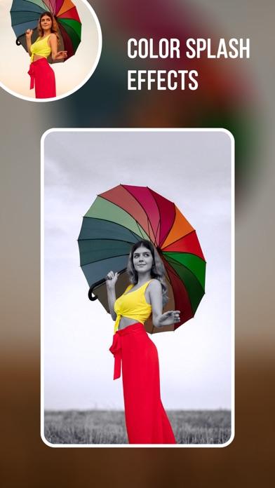 Color Pop, Foto del SplashCaptura de pantalla de1