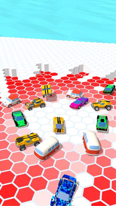 Race Arena: Fall Carsのおすすめ画像2