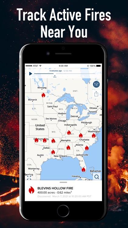 Weather Hi-Def Radar screenshot-6