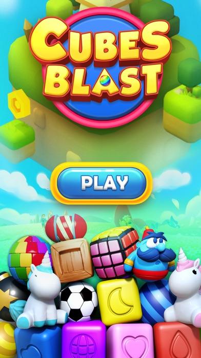 Cube Blast: Clear Up Joy Fast