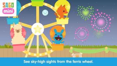 Sago Mini Fun Fair screenshot 6