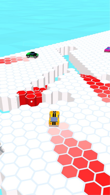 Race Arena - Fall Car Battle screenshot-4
