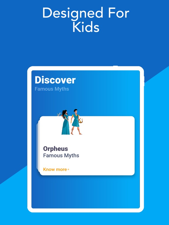 Greek Mythology For Kids screenshot 14