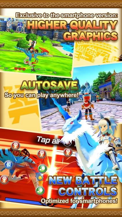 Monster Hunter Stories screenshot-4