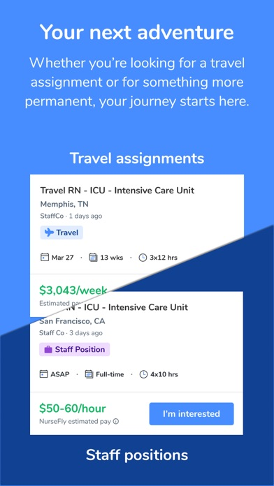 messages.download NurseFly - Travel Nursing Jobs software