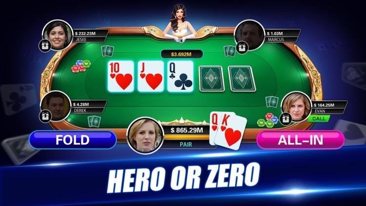 Winning Poker-Texas Holdem screenshot-3