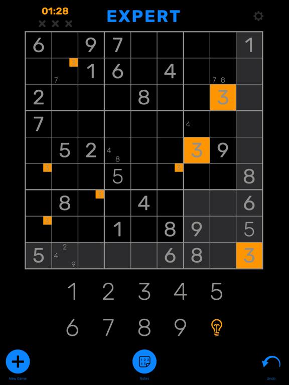 Sudoku (Classic Puzzle Game)のおすすめ画像2