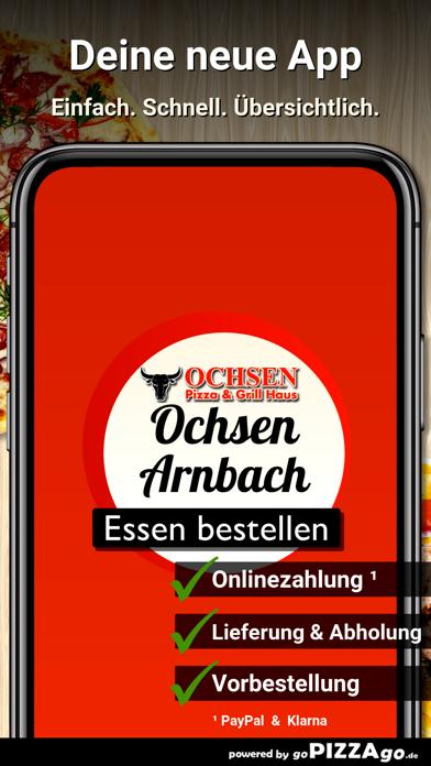 Ochsen Arnbach Neuenbürg screenshot 1