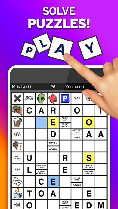 Kryss - The Battle of Words free Resources hack