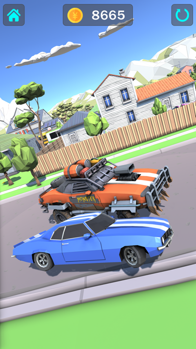 クラッシュオブカーズリアルレース 3D紹介画像2