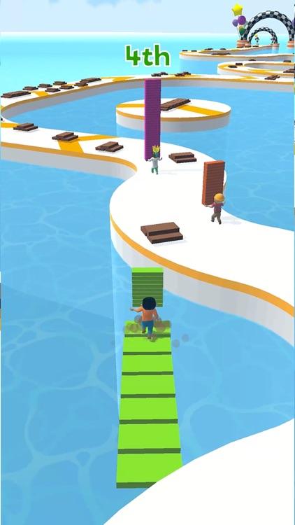 搭个桥快跑 screenshot-4