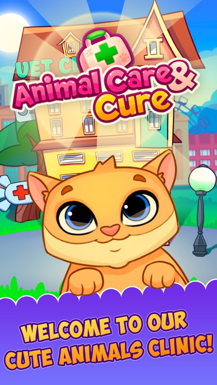 Doctor Pets: Educational games