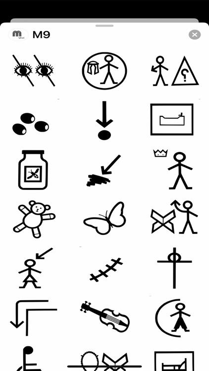 Makaton Symbols - Level 9 screenshot-3