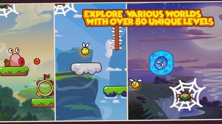 Super Ball Jump: Adventures screenshot-3