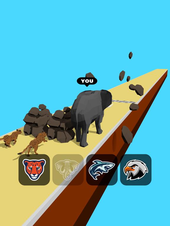 Animal Transform:Epic Race 3D screenshot 13