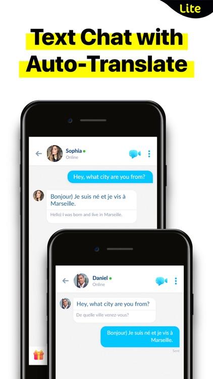 Olive Lite - Live Video Chat screenshot-4