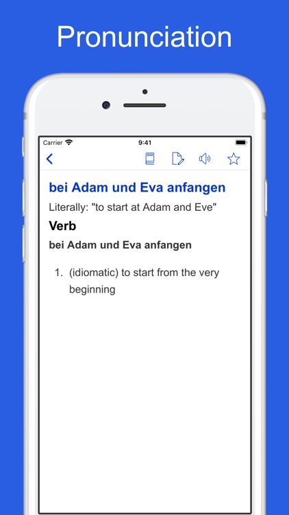 German Idioms, Proverbs screenshot-4