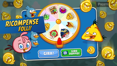 Screenshot of Angry Birds Friends5