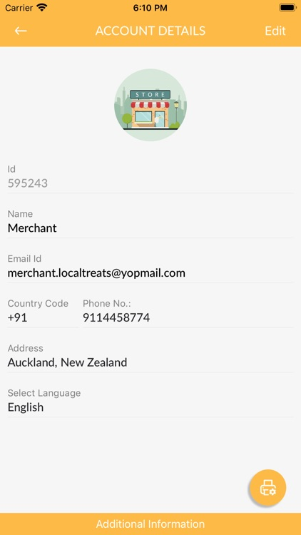 Local Treat Store screenshot-9