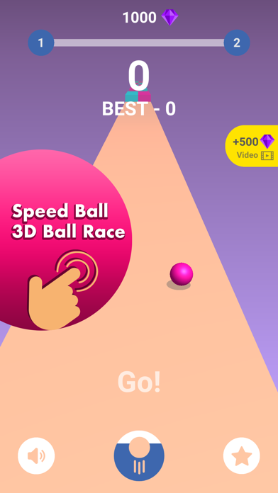 Speed Ball - 3D Ball Race紹介画像1