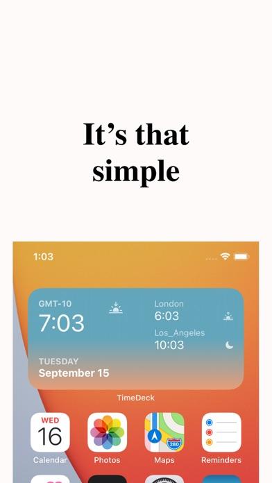 TimeDeckのおすすめ画像4