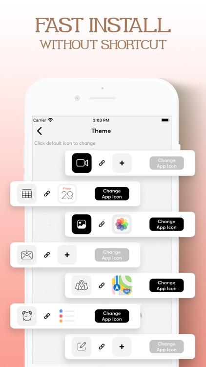 Aesthetic Kit - Icon Changer screenshot-3
