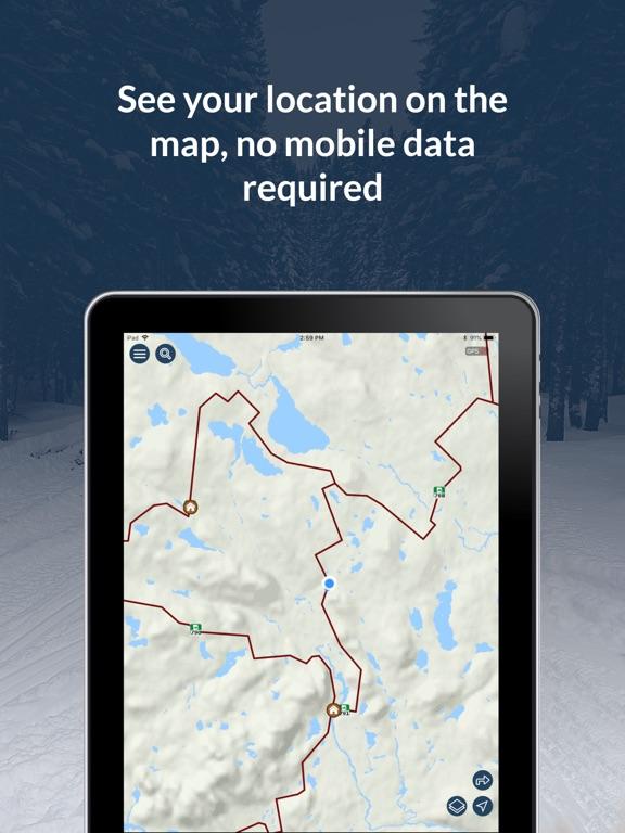 GoSnowmobiling NB 2020-2021! screenshot 8