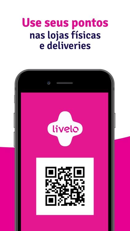 Livelo:Pontos e passagem aérea screenshot-4