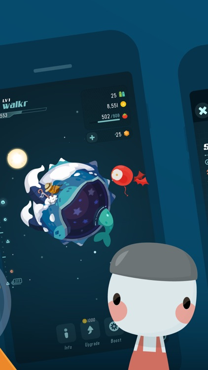 Walkr - Gamified Fitness Game screenshot-7