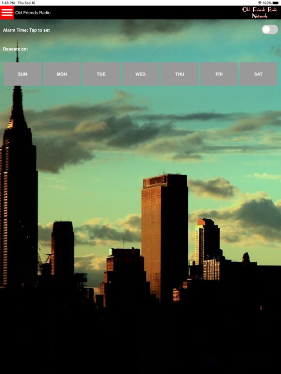 Old Friends Radio screenshot