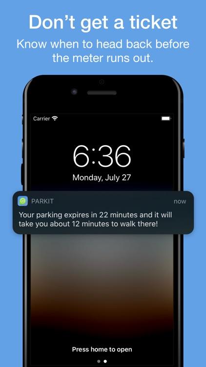 ParkIt - Parked Vehicle Finder