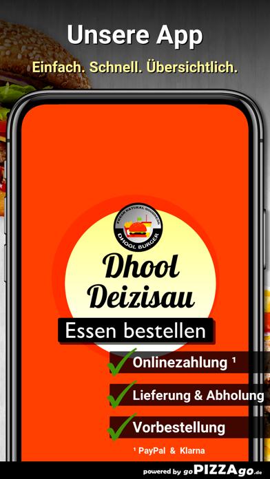Dhool Burger Deizisau screenshot 1