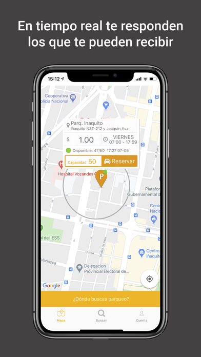 SSPOT ParkingCaptura de pantalla de3