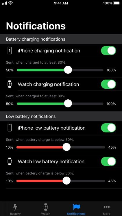 Battery Life - check runtimes screenshot-3