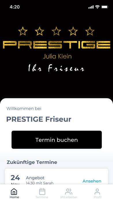 PRESTIGE FriseurScreenshot von 1