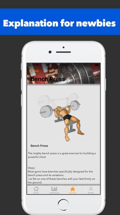 Fitzy: Best Workout App screenshot-9