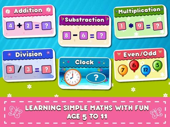 Kindergarten Math Educational screenshot 4