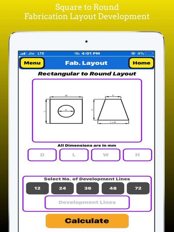 Fabrication Layout screenshot 20